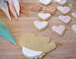 Decorated Halloween Sugar Cookies by Jenny Steffens Hobick Valentine U0027s Day Sugar Cookies Heart Sugar
