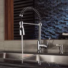 kraus commercial pre rinse chrome kitchen faucet kraus commercial pre rinse chrome kitchen faucet kitchen ideas