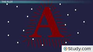 the scarlet letter summary and analysis of an allegory video