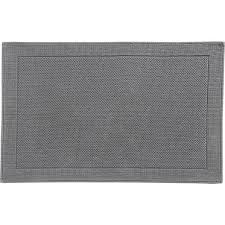Grey Bathroom Rugs Westport Grey Bath Rug Grey Baths Bath Rugs And Bath
