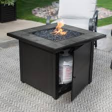How To Make A Gas Fire Pit by Guide To Buying A Firepit Hayneedle Com