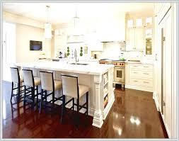 kitchen island stool height kitchen island with barstools stylish kitchen bar stools
