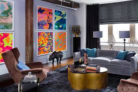 a dramatic manhattan apartment george nunno new york apartment
