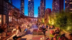 rooftop bar nyc new york hotel yotel