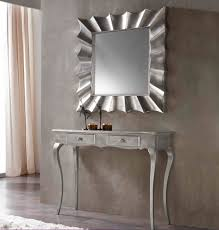 console table and mirror set console tables with mirror foyer consoles table and mirrors set in
