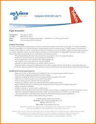 flight attendant resume gallery of flight attendant resume template