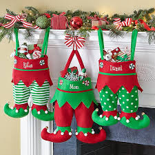 jingle bell elf pants stocking christmas pinterest jingle