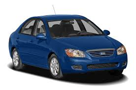 2009 kia spectra ex 4dr sedan specs and prices