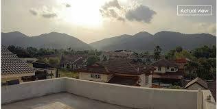 a little bungalow meru heights ipoh perak by mansion builders