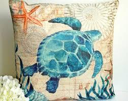 Sea Turtle Home Decor Sea Turtle Case Etsy