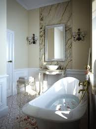Tiny Bathroom Bathroom Enthralling Tiny Bathroom With Classic Vanity Also