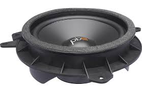 lexus toyota brand powerbass oe65c ty component oem 2 way car speaker system set