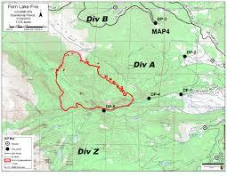 Rocky Mountain National Park Map Fern Lake Fire Forces Evacuations West Of Estes Park Colorado