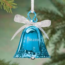 birthstone ornament personalized birthstone bell ornament kimball