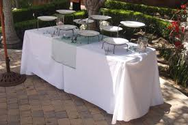 catering rentals taste catering photos taste rentals banquet table risers