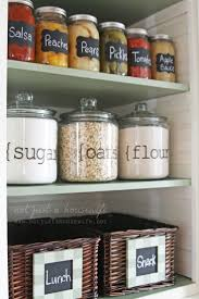 kitchen cabinet labels 361 best cool pantries images on pinterest kitchen organization