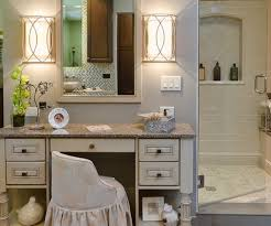 Lighted Make Up Vanity Clever Mirrored Vanity Set Makeup Mirror For Lighted Mirror Wall