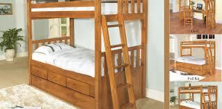 Futon Bunk Bed Wood Futon Powell Furniture Country Pine And Matte Black Twin Futon