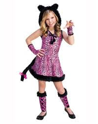 Girls Halloween Costumes Kids Pink Kitty Girls Costume U2013 Spirit Halloween Halloween