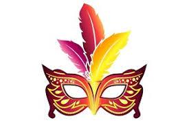carnival masks vector carnival mask graphics creative market