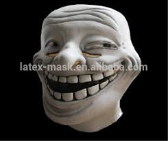Face Mask Meme - halloween party rubber the cosplay carnival realistic latex meme