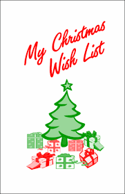 the christmas wish list gospel tract my christmas wish list