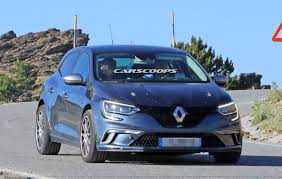 new renault megane rs getting manual u0027box and four wheel steering