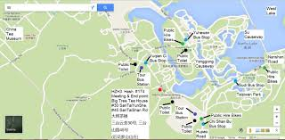 Hash Map Hangzhou Hash House Harriers 2015 August