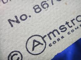 labeled armstrong vinyl sheet flooring hydrocord asbestos flickr