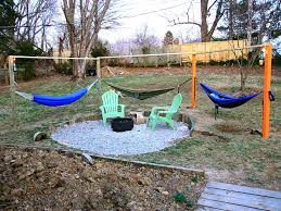 hammock fire pit surround part 1 my old kentucky house blog my