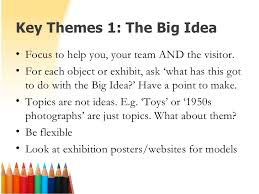 writing effective museum text
