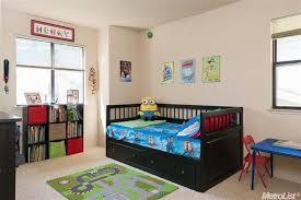 contemporary kids bedroom with carpet u0026 art desk in sacramento ca