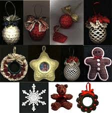 free crochet patterns for christmas ball covers squareone for