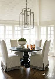 wonderful slipcovered dining chairs with skirted slipcovered