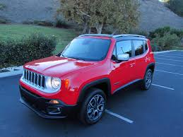 suv jeep 2017 2017 jeep renegade archives infotainment experts
