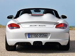 Porsche Boxster Spyder - porsche boxster spyder 2010 pictures information u0026 specs