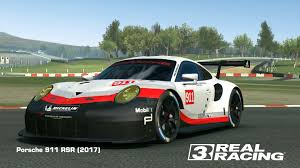 porsche 911 2017 porsche 911 rsr 2017 real racing 3 wiki fandom powered by wikia