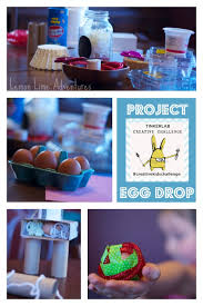 Challenge Drop On Creating The Egg Drop Project