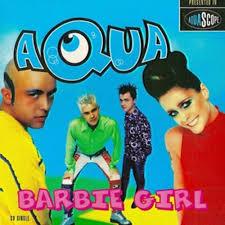 I M A Barbie Girl Meme - aqua barbie girl lyrics genius lyrics