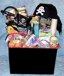 themed gift ahoy matey children s gift basket