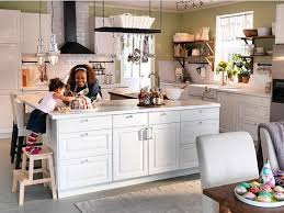 Ikea Kitchen Island Ideas Large Kitchen Islands With Seating And Storage Design Ideas For
