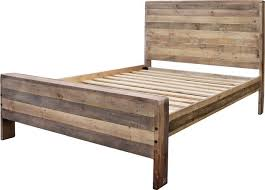 best 25 rustic bed frames ideas on pinterest diy frame within