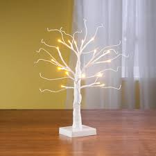 white wire 18 all seasons tree led tree wire tree kimball