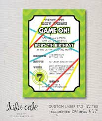nerf birthday invitations template tags nerf birthday party