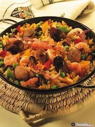cuisiner des fruits de mer les 25 meilleures idées de la catégorie recette de paella aux de