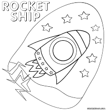 rocket coloring pages coloring pages download print