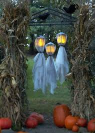 Outdoor Decorations For Halloween by Spoooky Halloween Outdoor Decorations