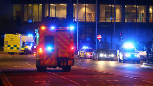 The Manchester Foyer Manchester Ariana Grande Concert Explosion 5 Fast Facts You Need