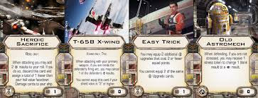 custom cards new odanan s custom cards x wing ffg community