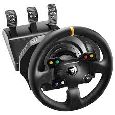 xbox one racing wheel thrustmaster tx racing wheel leather edition for xbox one xbox